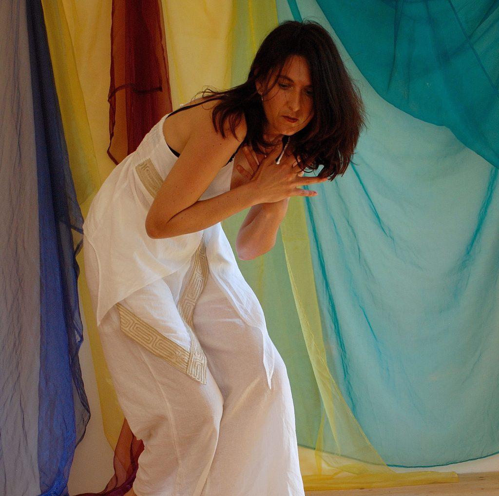 Line Celestrano danse thérapie
