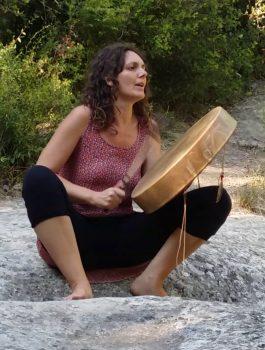 Elise Ferran Soins chamaniques chants